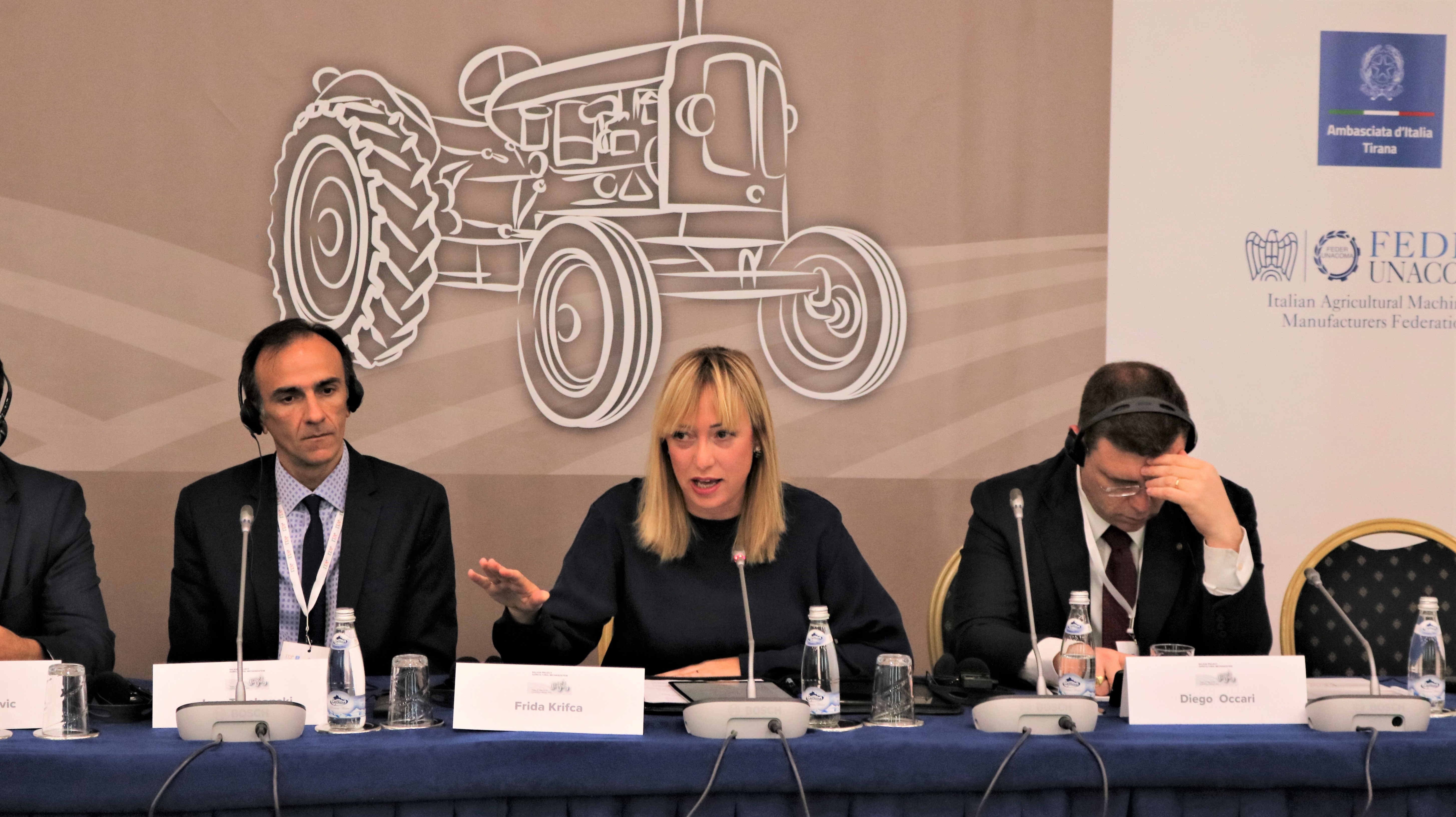"""ARDA In """"Balkan Project For Agriculture Mechanization"""""""
